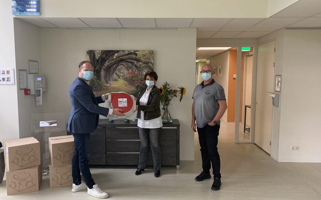 Gezond en comfortabel binnenklimaat voor Hospice 'In Vrijheid' Waterland