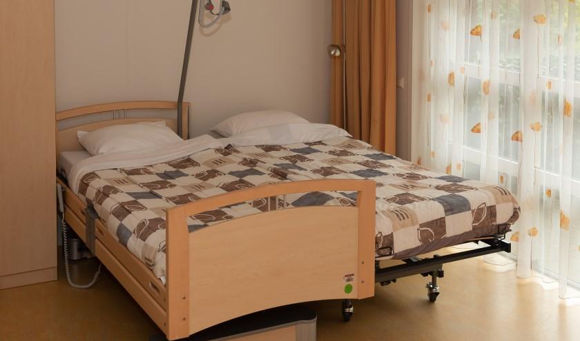 Koppelbed voor Hospice een feit
